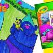 Biggie and Mr Dinkles Awesome Mr Dinkles Coloring Pages