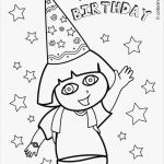 Birthday Coloring Page Unique Idees Fluch Happy Birthday Coloring Pages Wiki Design