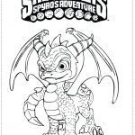 Birthday Coloring Pages for Kids Awesome Skylander Printables – Provadiafo
