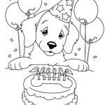 Birthday Coloring Pages for Kids New 69 Free Birthday Coloring Pages Aias