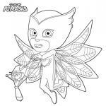 Birthday Coloring Pages for Kids Unique Great Printable Pj Masks with Catboy Coloring Pages New Coloring