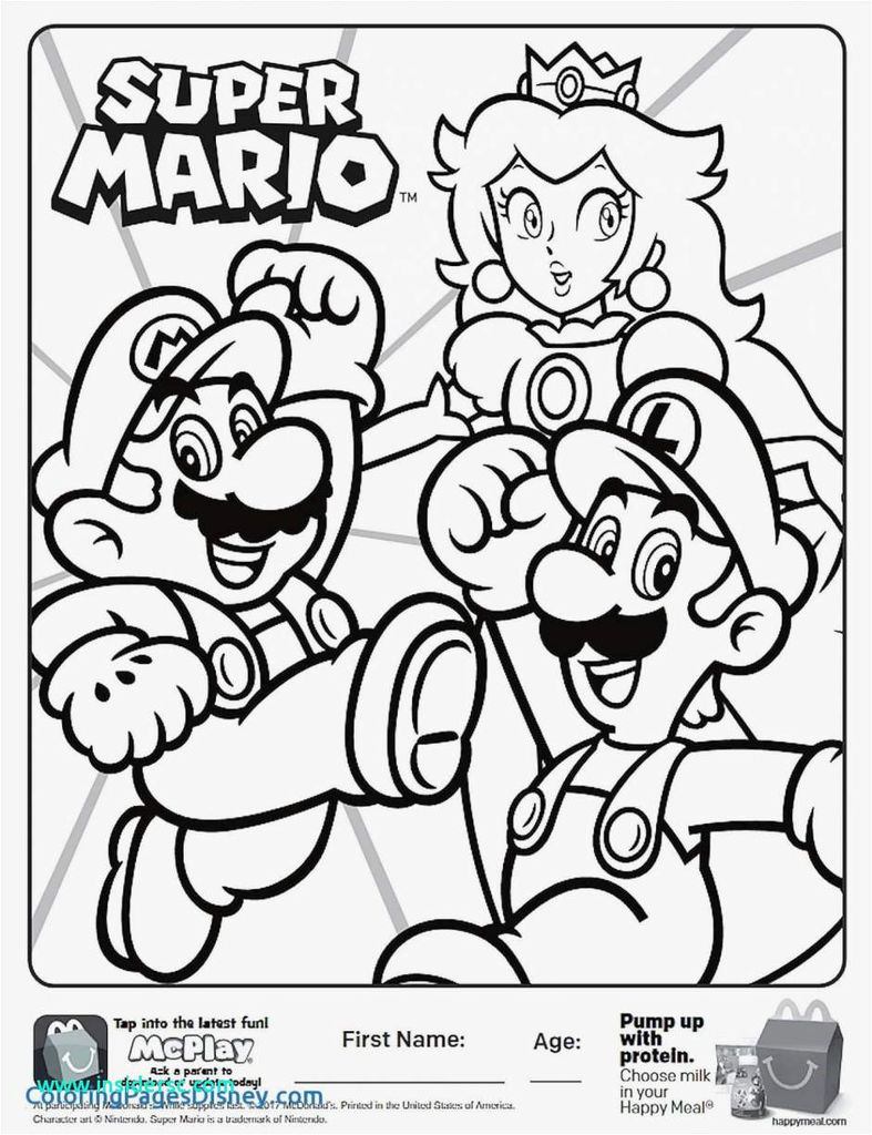Birthday Coloring Pages Free Inspirational Unique Birthday Coloring Page 2019