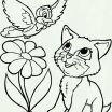 Black Cat Printables Inspirational 22 Kitty Cat Coloring Pages Printable Collection Coloring Sheets