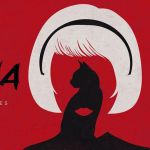 Black Cat Silhouette Amazing Chilling Adventures Of Sabrina Release Date is totally Perfect