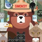 Black Cat Silhouette Pretty A Brief History Of Smokey Bear the forest Service S Legendary