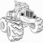 Blaze Monster Truck Coloring Pages Beautiful 21 Free Blaze and the Monster Machines Coloring Pages
