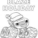 Blaze Monster Truck Coloring Pages Excellent Blaze Coloring Sheets 9 Best Blaze and the Monster Machine