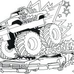 Blaze Monster Truck Coloring Pages Inspiring Trucks Coloring Pages – Ourwayofpassion