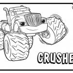 Blaze Monster Truck Coloring Pages Marvelous Monster Machines Coloring Pages Elegant Blaze Coloring Pages New