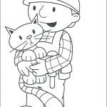 Bob the Builder Coloring Book Amazing November 2018 – Page 9 – Rosaartur