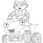 Bob the Builder Coloring Book Awesome Bob the Builder Coloring Picture