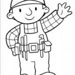 Bob the Builder Coloring Book Creative Bob the Builder to Print for Free Bob the Builder Kids Coloring Pages