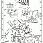 Bob the Builder Coloring Book Excellent Free Bob the Builder Coloring Pages