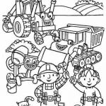 Bob the Builder Coloring Book Inspiration Bob the Builder Coloring Pages Luxury Bob the Builder Coloring Pages