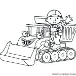 Bob the Builder Coloring Book Inspiring November 2018 – Page 9 – Rosaartur