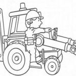 Bob the Builder Coloring Book Pretty √ Bob the Builder Coloring Pages and Ausmalbild Kran Ryder Paw