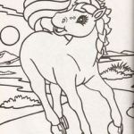 Breyer Horse Coloring Pages Amazing 8 Best Unicorn Baby Coloring Pages Images