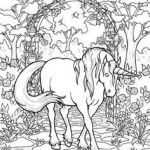 Breyer Horse Coloring Pages Awesome 8 Best Unicorn Baby Coloring Pages Images