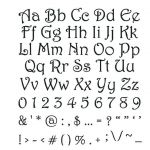 Bubble Alphabet Letters to Print Best Alphabet Letters Template Download Free Printable Templates Example