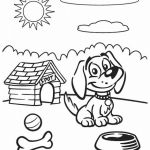 Bubble Coloring Sheets Awesome Puppy Coloring Sheet Superb 26 New Printable Puppy Coloring Pages