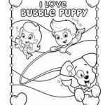Bubble Coloring Sheets Inspiration 60 Best Bubble Guppies Coloring Pages Images In 2017
