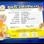 Build A Bear Printable Best Of Create Birth Certificate Online – Nylor