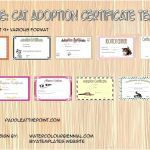 Build A Bear Printable New Teddy Bear Birth Certificate Template – Mdrecruiter