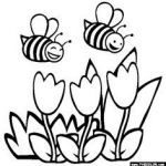 Bumble Bee Coloring Sheet Inspirational 59 Best Bee Coloring Pages Images