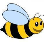 Bumble Bee Coloring Sheet New Bee Template