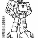 Bumble Bee Coloring Sheet New Transformers Bumblebee Coloring Pages