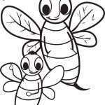 Bumble Bee Coloring Sheet Unique Bee Coloring Pages – Coloringcks