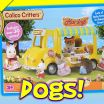 Calico Critter Dogs Unique Calico Critters Hot Dog Van Play Time with butch
