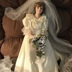 Calico Critters Wedding Awesome Used Princess Diana Doll Wedding Bridal Doll for Sale In Yorktown