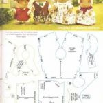 Calico Critters Wedding Best Sewing Patterns for Calico Critters Google Search