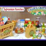 Calico Critters Wedding Inspired Videos Matching Silvana Food