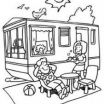 Camping Coloring Pages Printable Amazing Camping Coloring Page