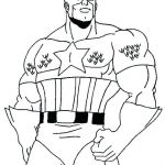 Captain America Coloring Sheet Fresh America Coloring Page – Suburbanliving