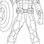 Captain America Coloring Sheet Inspirational Free Captain America Coloring Pages Luxury Captain America Coloring