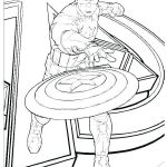 Captain America Coloring Sheet Unique Captain America Coloring Captain Coloring Sheets Coloring