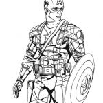 Captain America Coloring Sheet Unique Captain America Shield Drawing