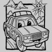 Car Pictures to Color Best Of 16 Car Coloring Pages Kanta