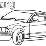 Car Printable Coloring Pages Best Printable Mustang Coloring Pages for Kids Cool2bkids