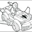 Car Printable Coloring Pages Best Spiderman Color Sheets – Festivnation