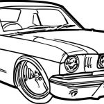 Car Printable Coloring Pages Elegant Coloring Staggering Muscle Car Coloringes Classic Best Satin Od
