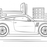 Car Printable Coloring Pages Elegant Cruz Ramirez From Cars 3 Coloring Page Cars