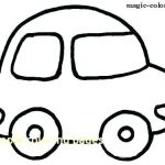 Car Printable Coloring Pages Pretty Simple Car Coloring Pages – Jugoos
