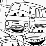 Cars Coloring Book Awesome Transportation Coloring Pages Fvgiment