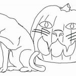 Cat Coloring Pages Free Inspiring Cat Drawing for Kid Cat Nose Drawing Awesome Girl Scout Law