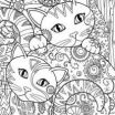 Cat Coloring Pages Printable Inspirational Pretty Coloring Pages Flowers New Colour Pages Flowers Cool Vases