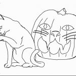 Cat Coloring Pictures Awesome Inspirational Black Cat Coloring Page 2019